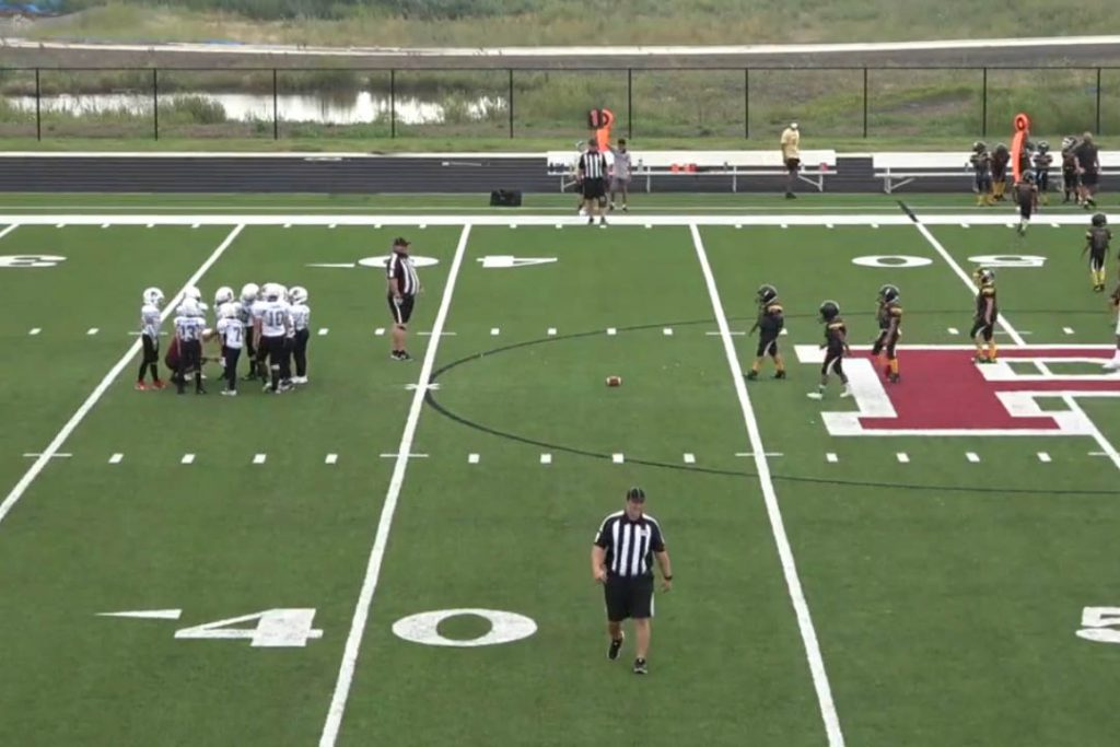 Princeton 3rd Grade Football