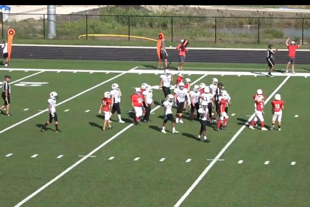 Princeton 5th / 6th Grade Football