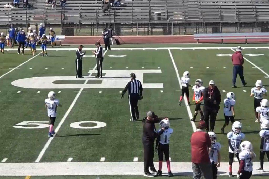 Princeton 4th Grade Football