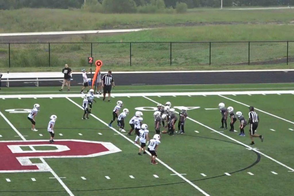 Princeton 1st/2nd Tackle Football